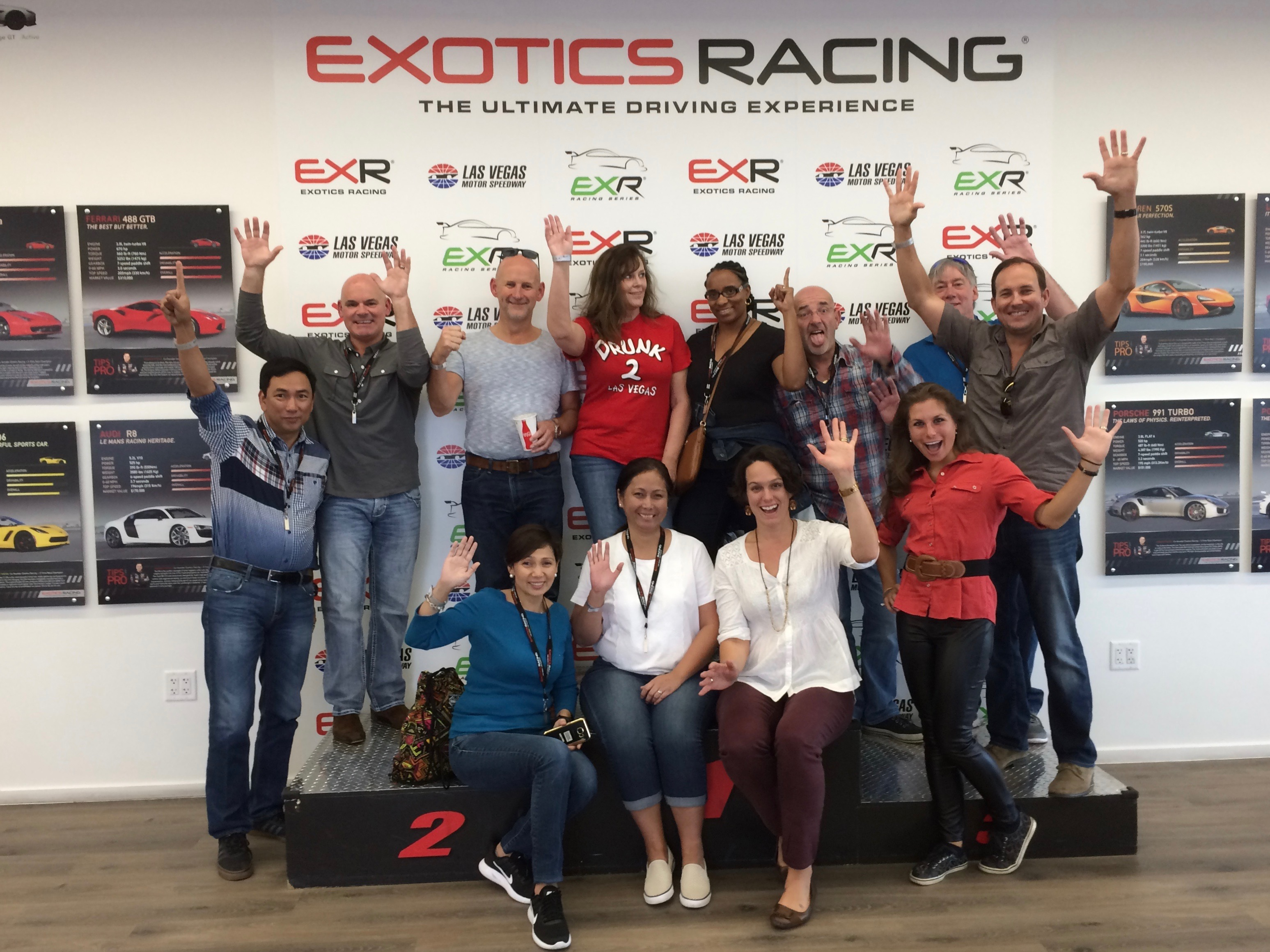 DDC Ex. Summit In Las Vegas Race Car Driving @ Exotics Racing.jpg