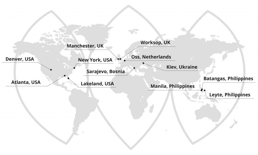 Worldwide Intelligent Data Capture for Freight Billing