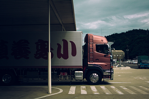 FPO freight process outsourcing truck