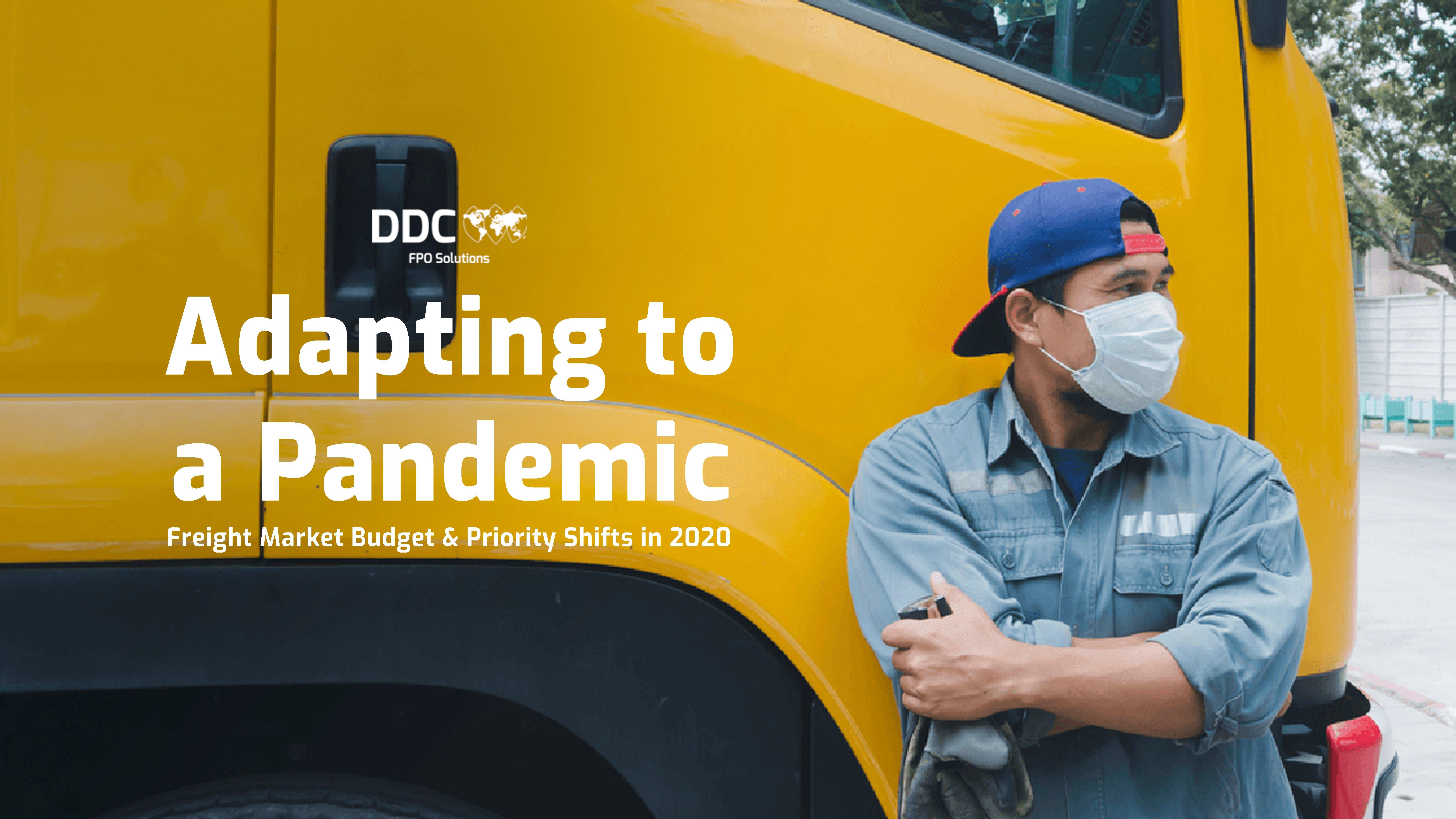 Pandemic Impact To Freight Priorities Detailed In New Market Research Report