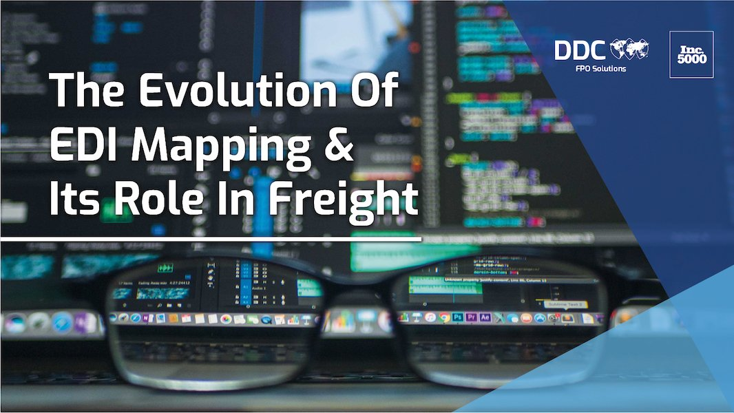The Evolution of EDI Mapping & Its Role in Freight