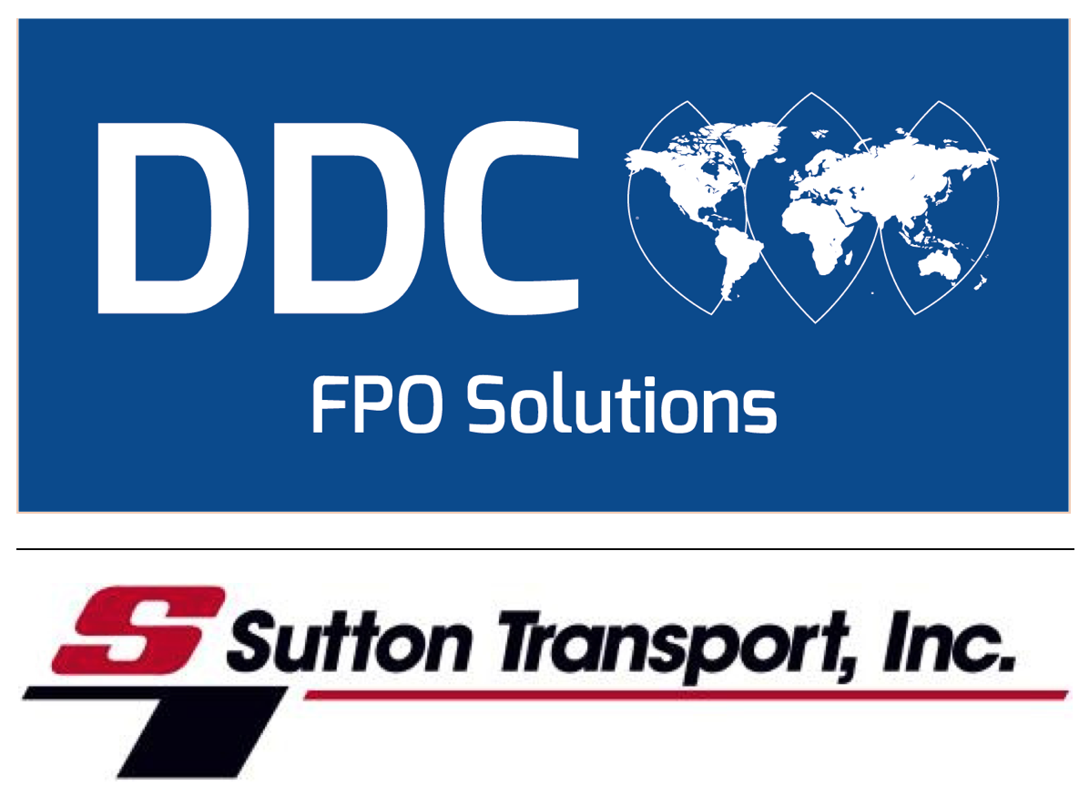 Midwestern LTL Carrier Sutton Transport Cites Improved Freight Billing Efficiencies With Business Process Outsourcer DDC FPO